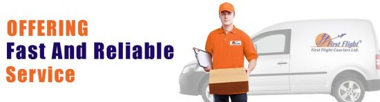First Flight Couriers Ltd. - Fast and Reliable Service