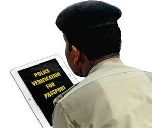 Police Verification for Passport