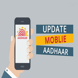 How to Change Phone Number with Aadhaar Card?