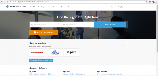 Careerbuilder.co.in