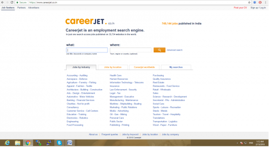 CareerJet.co.in