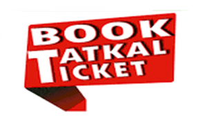 tatkal ticket bookings
