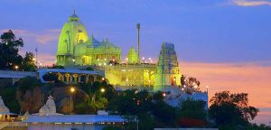 Birla Mandir Temple in Hyderabad
