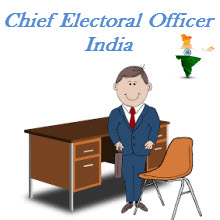 About Chief Electoral Officer (CEO), India