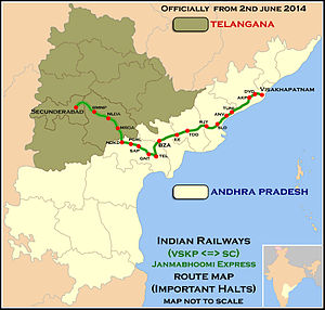 Janmabhoomi_Express_Route_map