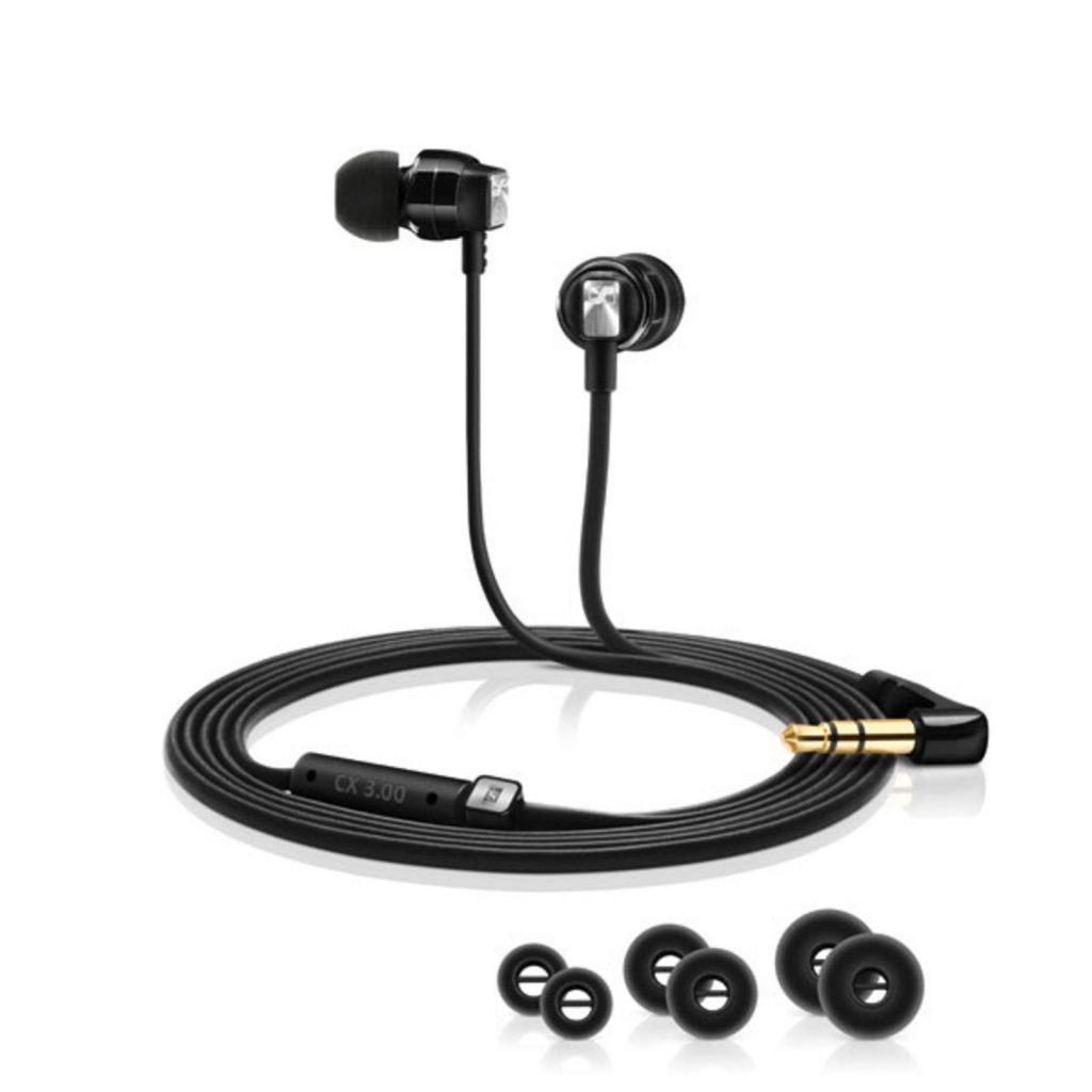 Sennheiser CX 3.00 In-Ear Canal Headphone