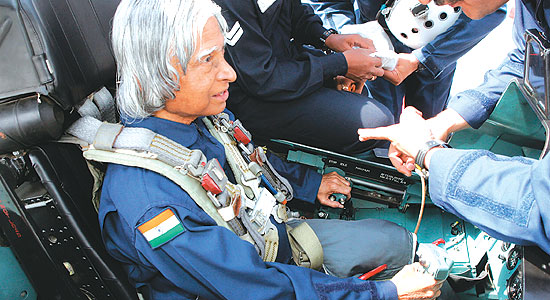 Dr. kalam as scientist
