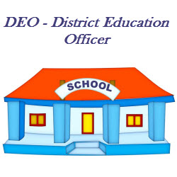 DEO - District Education Officer