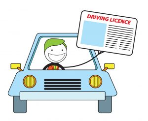 Schedule a slot for driving licence