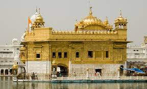 Golden Temple in Amristar