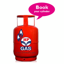 How to book a Refill Cylinder or Pay through online