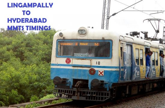 lingampally to hyderabad mmts