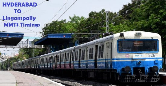 mmts hyd to lingampally