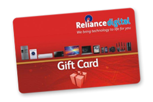 Reliance Digital Gift Cards