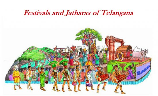 Festivals of Telangana