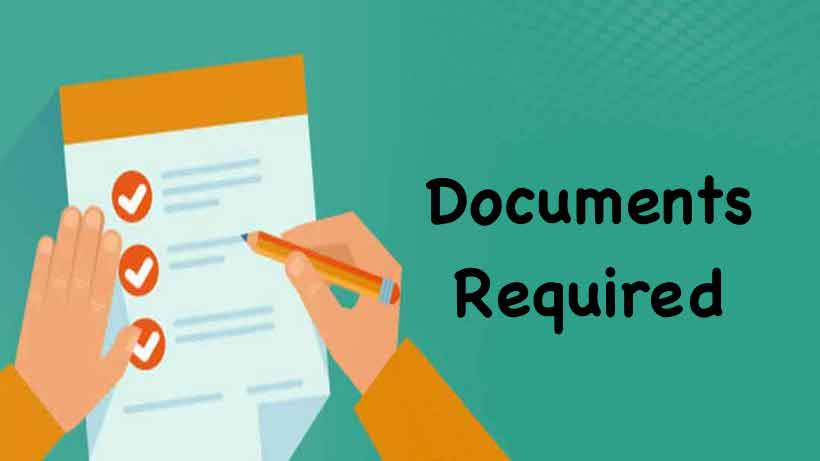 Documents required for Stree Shakti Package