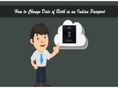 How to Change Date of Birth in an Indian Passport