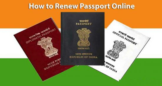 How-To-Renew-Passport-Online-in-India