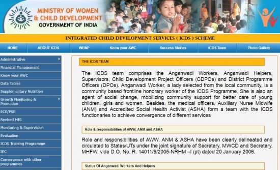 ICDS-Site