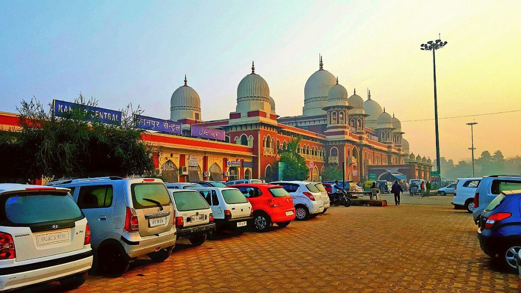 Kanpur_Central_Station