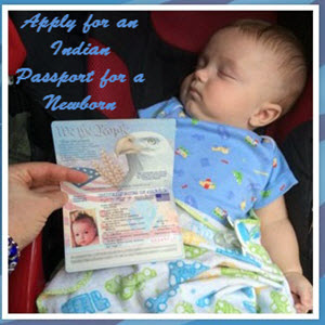 How to Apply for an Indian Passport for a Newborn