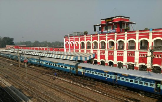 railway-station-train-kharagpur-india