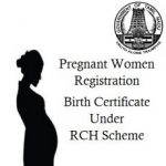 Registration of Pregnant Women in Tamil Nadu