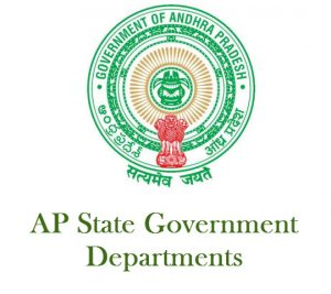 AP State Government Departments