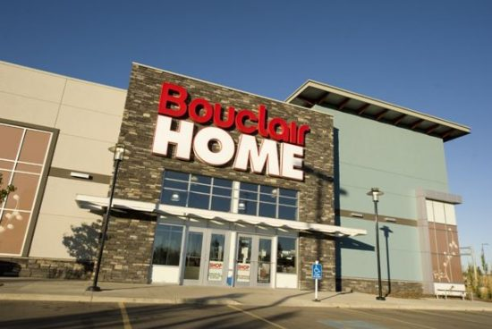 Bouclair home stores