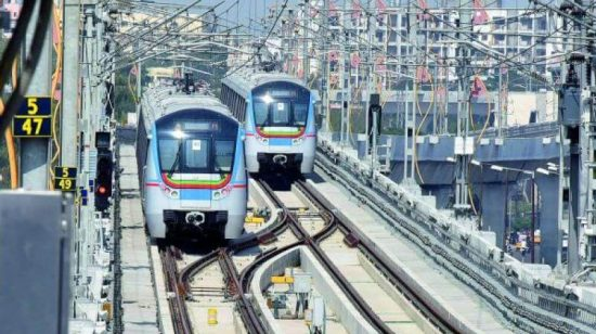 Hyderabad Metro timings & fare info