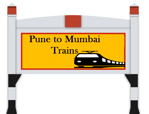 PUNE to BCT Trains