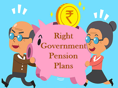Right Government Pension Plans