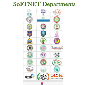 SoFTNET Departments