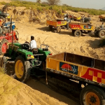 sand taxi- online sand booking