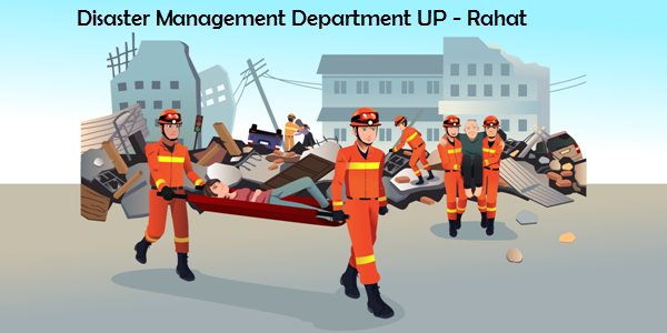 Disaster Management Department UP - Rahat