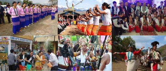 Most Popular Festivals in Arunachal Pradesh