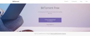 bit torrent website
