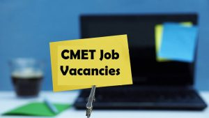 cmet job vacancies