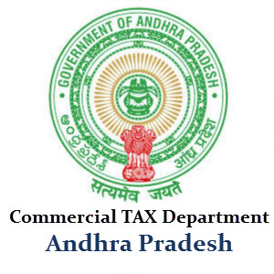 commercial tax department of AP logo
