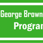 george brown college programs