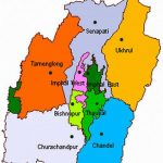 manipur districts