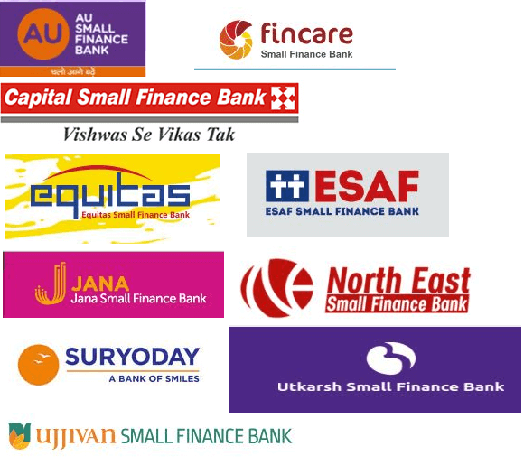 small finance banks in india