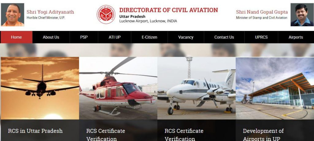 up civil aviation