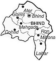 Bhind district