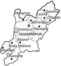 Chhatarpur district