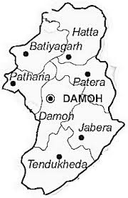 Damoh district