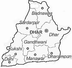 Dhar district