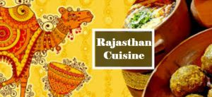 Food items of rajasthan
