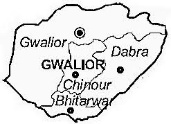 Gwalior district