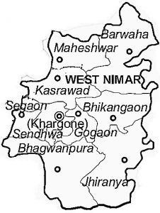 Khargone district